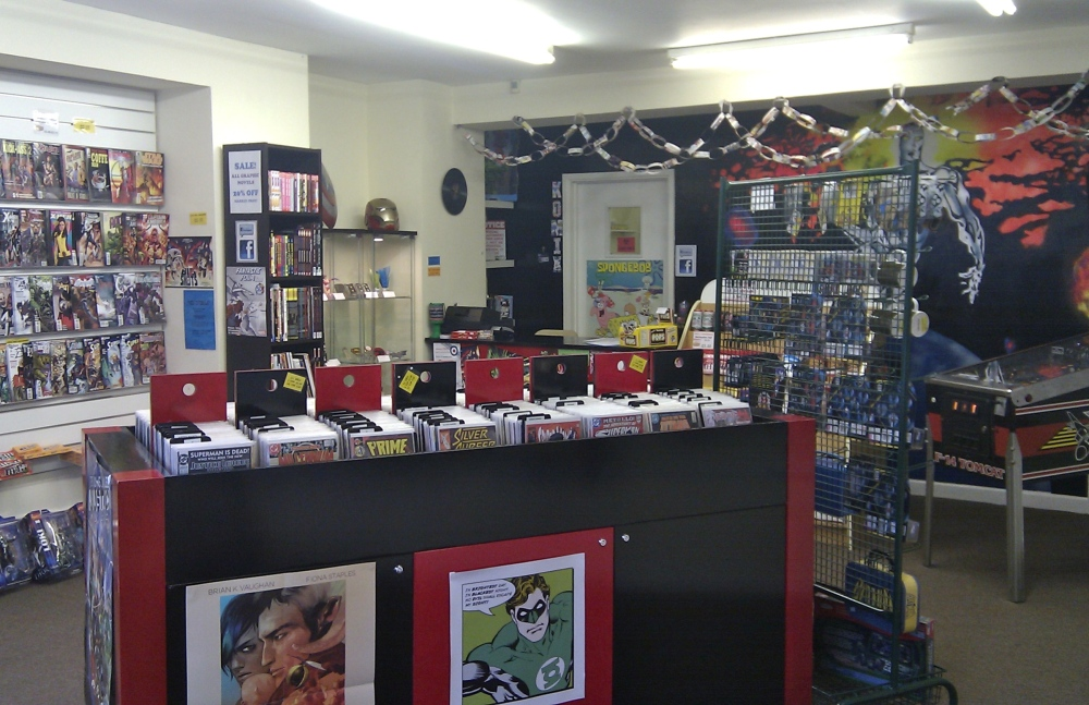 A Chat with Hayley Spencer, Owner of Komix Comic Shop (2/4)