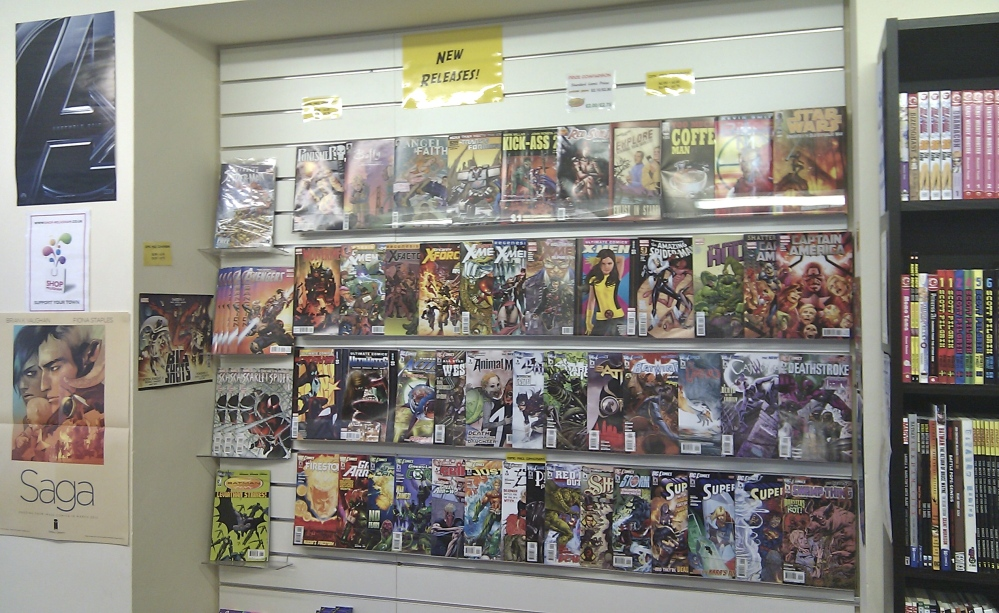 A Chat with Hayley Spencer, Owner of Komix Comic Shop (3/4)