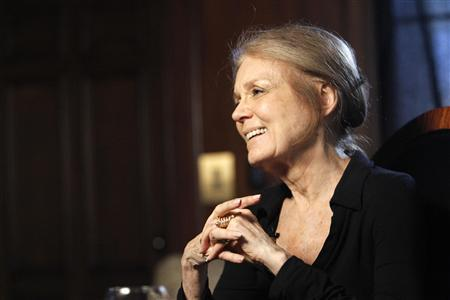 I Saw Gloria Steinem and It Made Me Feel…