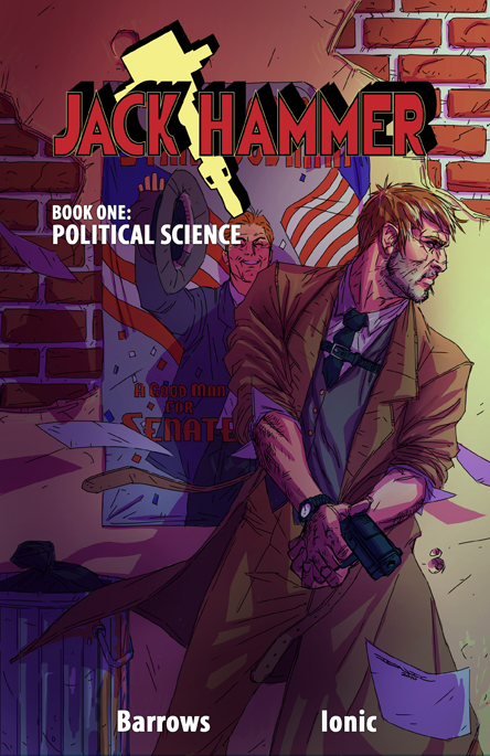 Review & Rating of Jack Hammer, Issue#1
