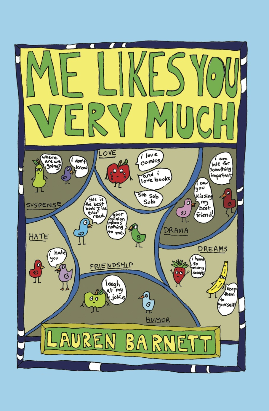 Review of Me Likes You Very Much