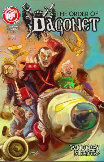 Review of The Order of Dagonet Issue#1