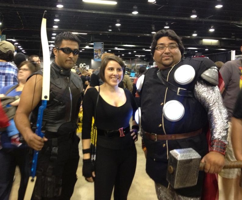 A Last-Minute Adventure at Chicago's Comic Con